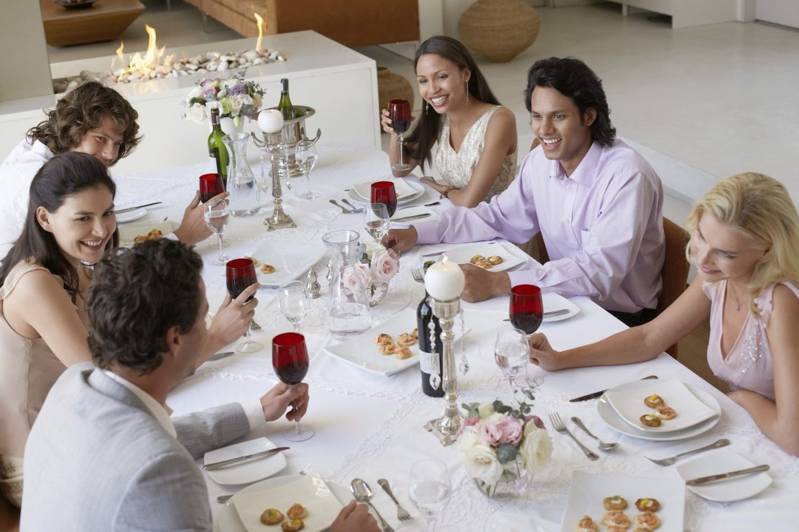 dinner party seating etiquette