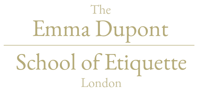 The Emma Dupont School of Etiquette | London